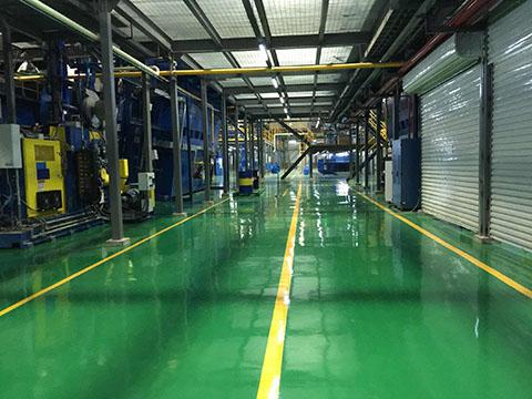 工业洁净地坪