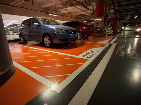 停车场地坪系统