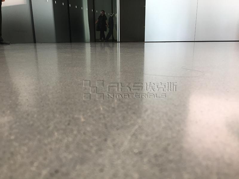 硒钛合金耐磨地坪