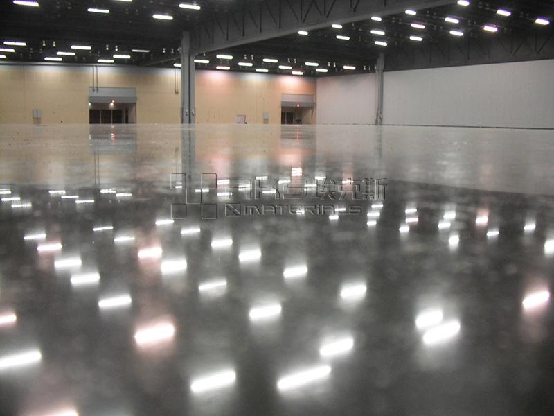矽钛合金耐磨地坪